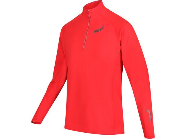 inov-8 Technical Mid LZ HZ Shirt Men red